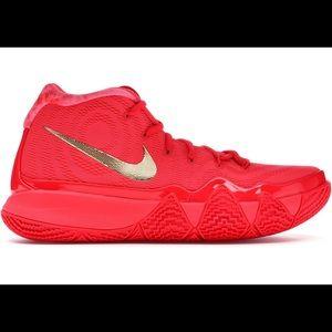 Nike Red Carpet Kyrie 4's